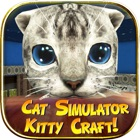 Kitty Craft Cat Simulator 2017 icon