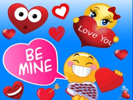 Love Text and Stickers for iMessage