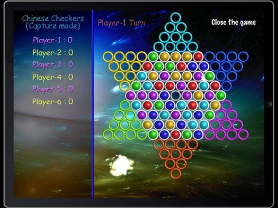 Screenshot #5 pour Chinese Checker (Capture Mode)
