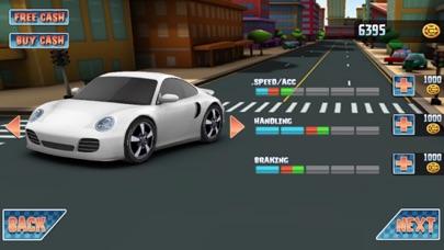 トップのレースゲーム 最高の3Dレースゲーム 子供のための無料の楽しい車の挑戦のおすすめ画像3