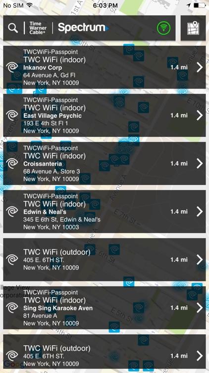 TWC WiFi Finder screenshot-3