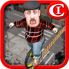Activities of Tightrope Unicycle Master 3D