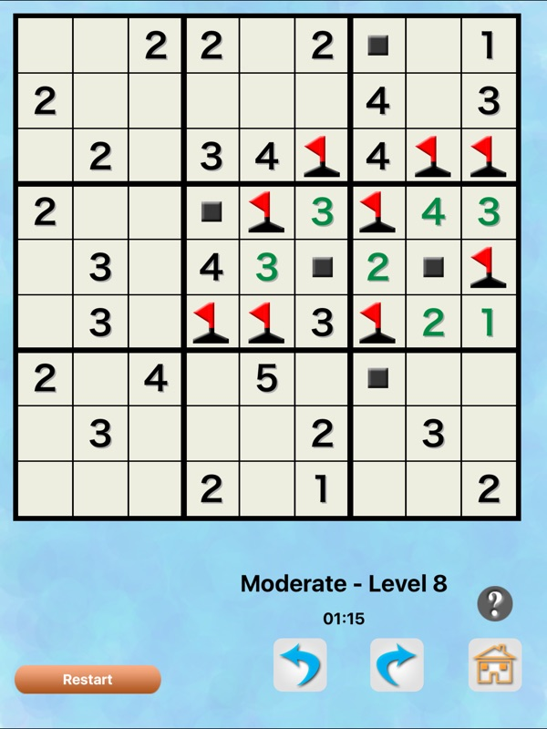 Sudoku Mine - New Minesweeper - Online Game Hack and Cheat
