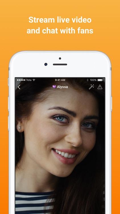 FlirtyMania – Video Chat & Live Stream screenshot-0