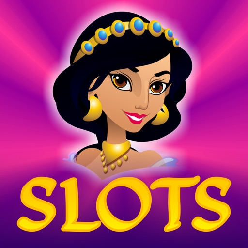 Princess Gold Lamp Slots Machine Free Vegas Slots
