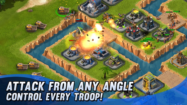 Tiny Troopers: Alliance screenshot-4