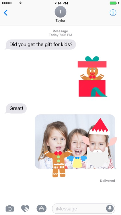 Christmasmoji - Christmas Emojis and Stickers