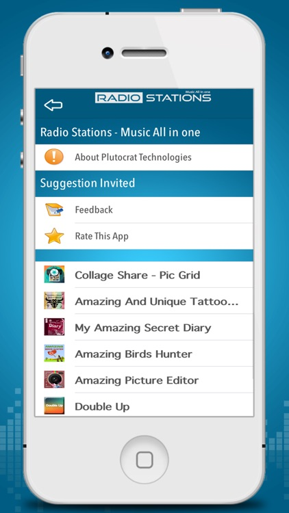 Radio Stations - Music All In One screenshot-4