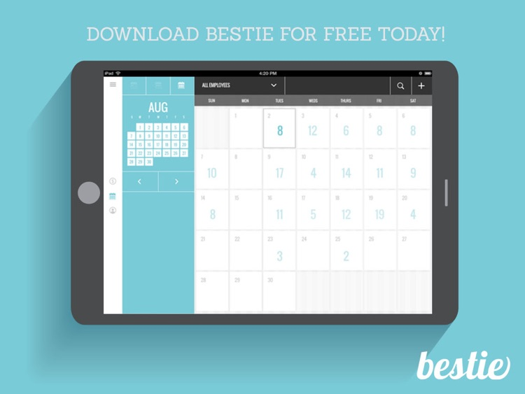 Bestie - Pet Grooming Scheduler/POS screenshot-4