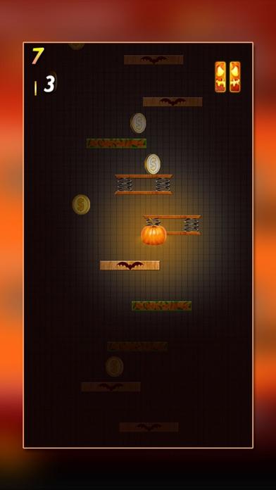 Pumpkin Jump : Endless Arcade Platform Jumper