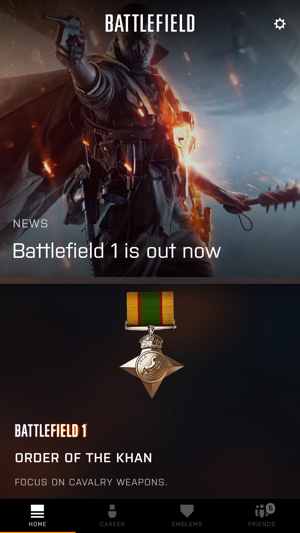 Battlefield™ Companion on the App Store