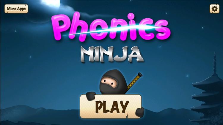 Phonics Ninja