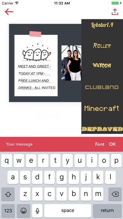 Invitations Maker Pro screenshot-2