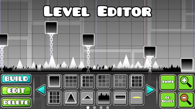 how many levels are in geometry dash full version