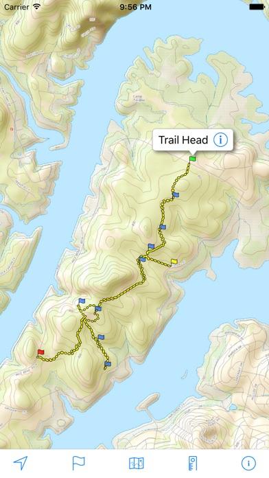 Topo Maps US by David Crawshay (iOS, United States) - SearchMan App ...