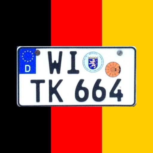 German PlateFinder