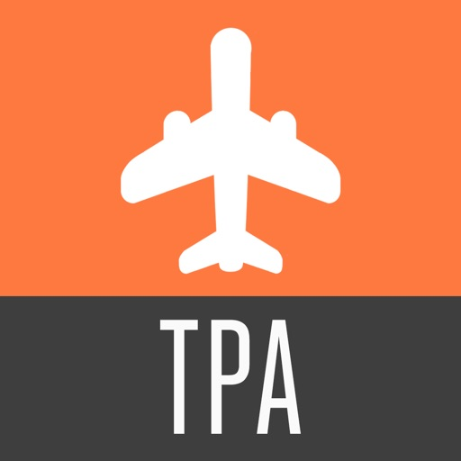 Tampa Travel Guide with Offline City Street Map