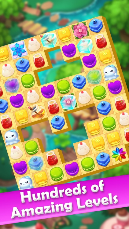 Jelly Heroes Mania - Candy Match 3 Game screenshot-3