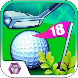 Pocket golf hero