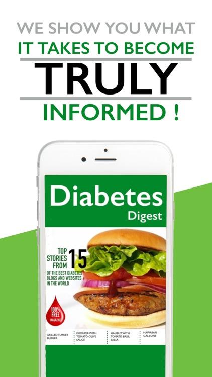 Diabetes Digest - Diabetic Mag screenshot-4
