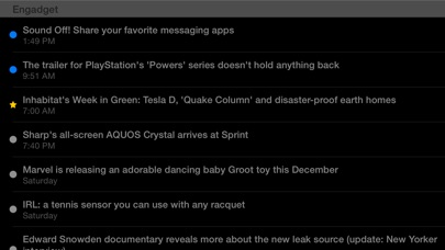 Feeddler RSS Reader P... screenshot1