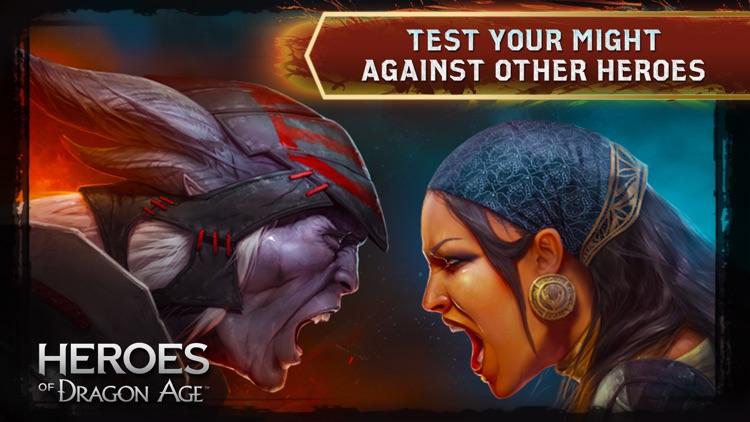 Heroes of Dragon Age screenshot-0