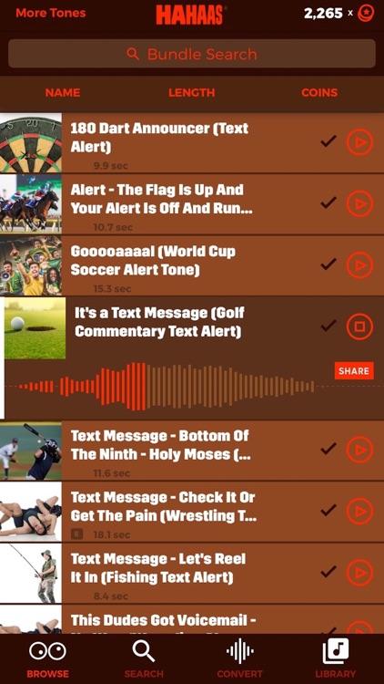 Football Ringtones® Free & Sports Text Alert Tones screenshot-3