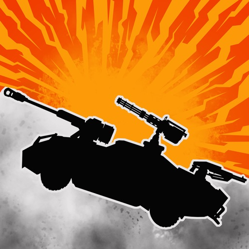 Auto Warriors - Tactical Car Combat icon