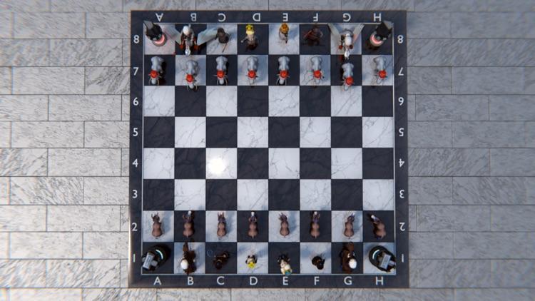 Political Chess 3D Pro screenshot-3