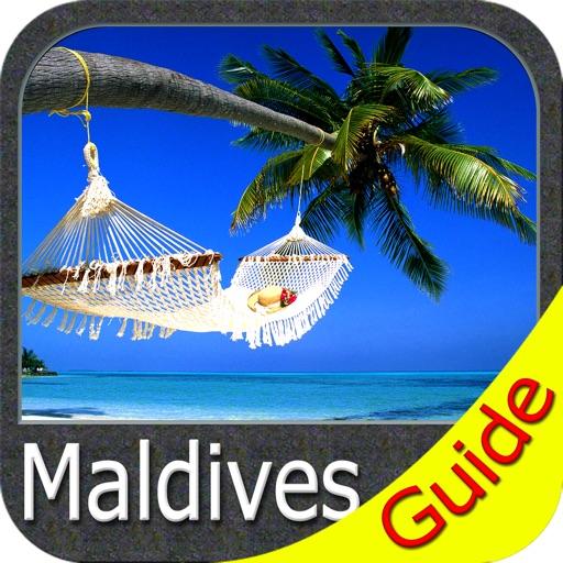 Maldives offline charts GPS map Navigator