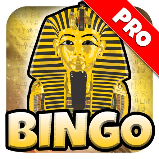 Ancient Bingo Pharaoh: Egyptian Pyramid - Pro Edition icon