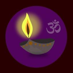 Happy Diwali Festival Stickers