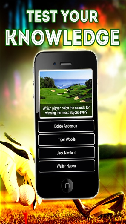 Masters Golf Trivia - Ultimate Pro Sports Quiz