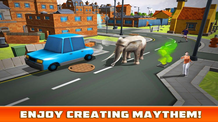 Elephant Simulator! screenshot-3