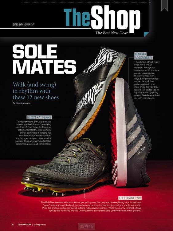 GOLF Magazine Australian Edition screenshot-3