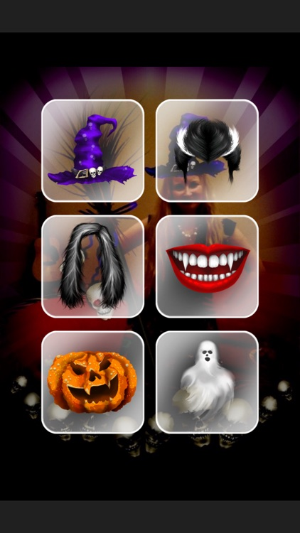 Halloween Photo Booth 2017 screenshot-2