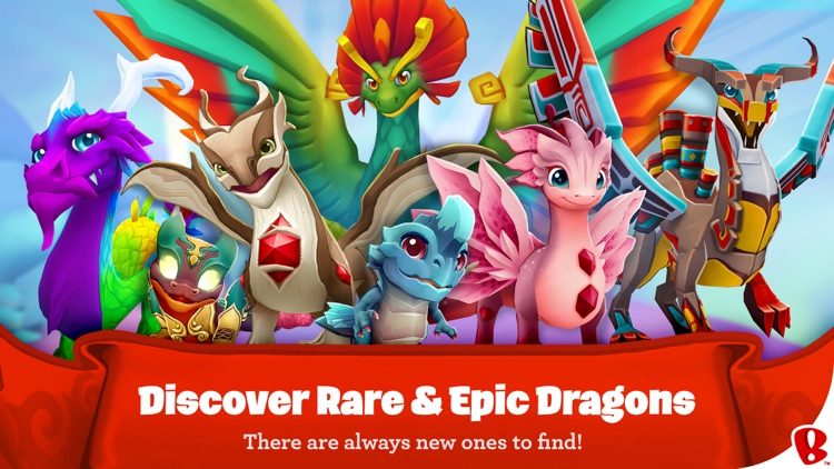 DragonVale World screenshot-0