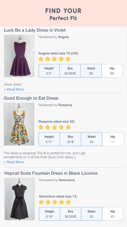 ModCloth – Shop Unique Fashion, Clothes & Shoes screenshot-3