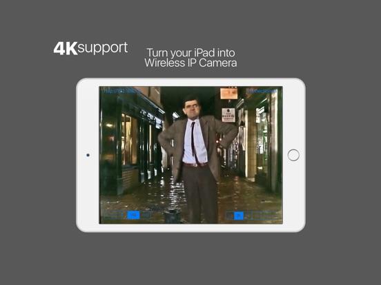 Screenshot #4 pour IP.Camera - Wireless security IP camera