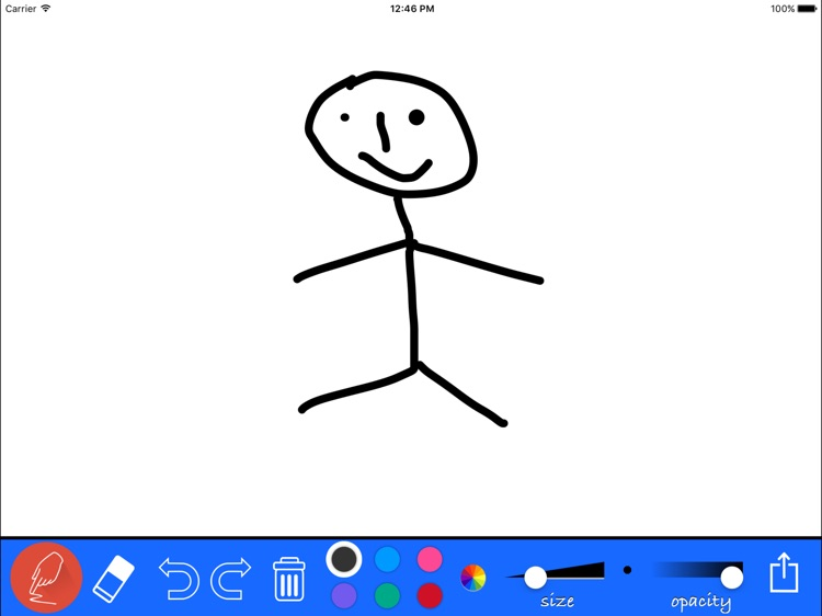 Paint App - Drawing and Sketch for Children