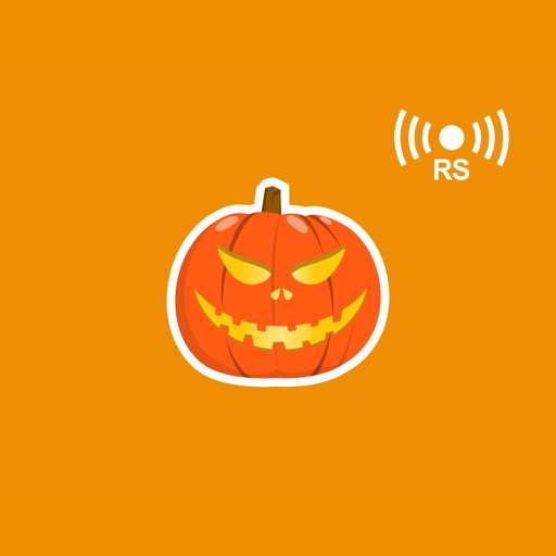 Halloween Scary Stickers