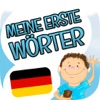 My first words - learn German for kids