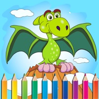 Dinosaur Coloring Book All Pages Free For Kids HD