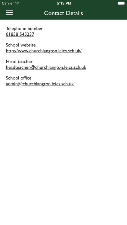 Church Langton School screenshot-4