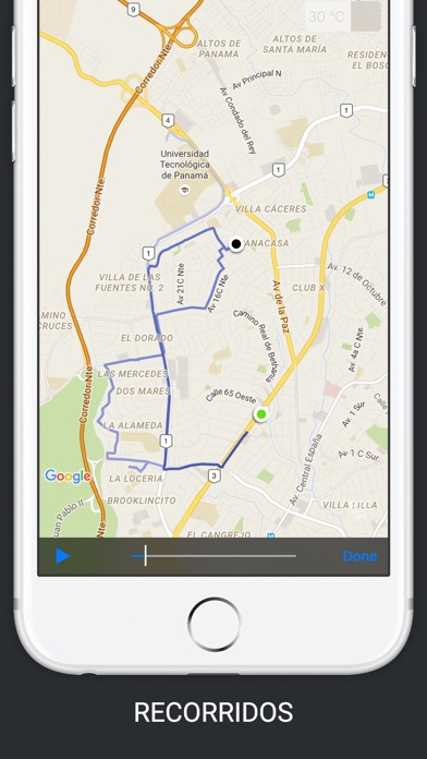 RTC GPSCaptura de pantalla de4