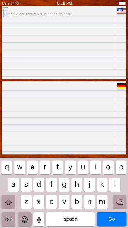 German Translator+