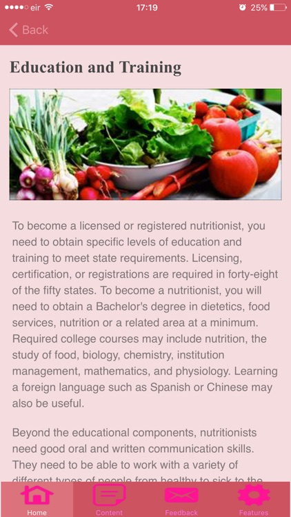 How To Become A Nutritionist screenshot-4