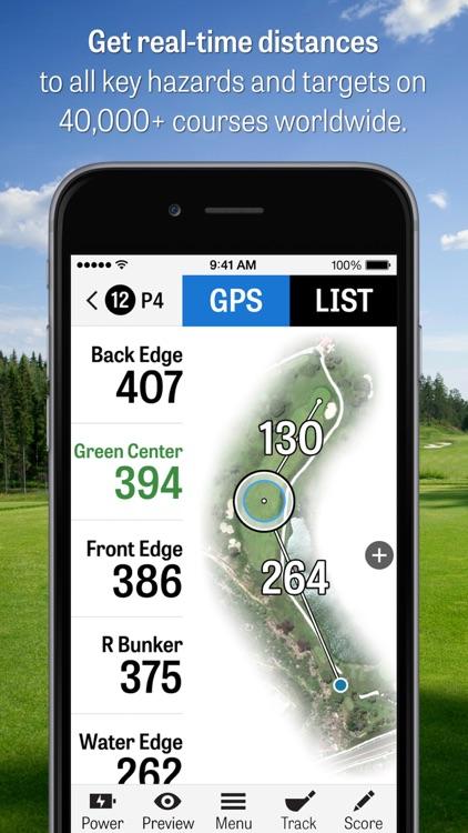Golfshot Plus: Golf GPS + Scorecard + Handicaps app image