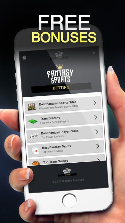 Fantasy Sports Beting and Daily Fantasy App