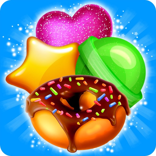 Candy Blaster - Awesome Candy Heroes Mania iOS App